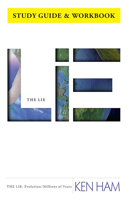 Lie: Evolution, The/Millions Of Years (Study Guide) (Paperback)