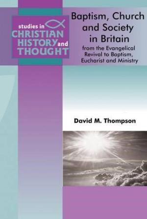 Baptism, Church & Society In England And Wales (Paperback)