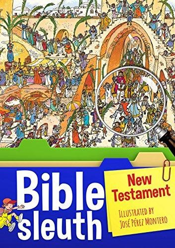Bible Sleuth: New Testament (Hard Cover)