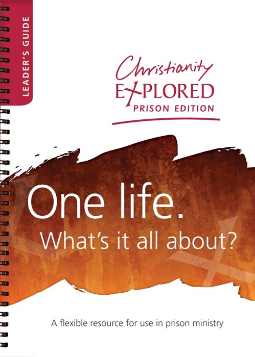 Christianity Explored Prison Edition - Leader'S Guide (Spiral Bound)