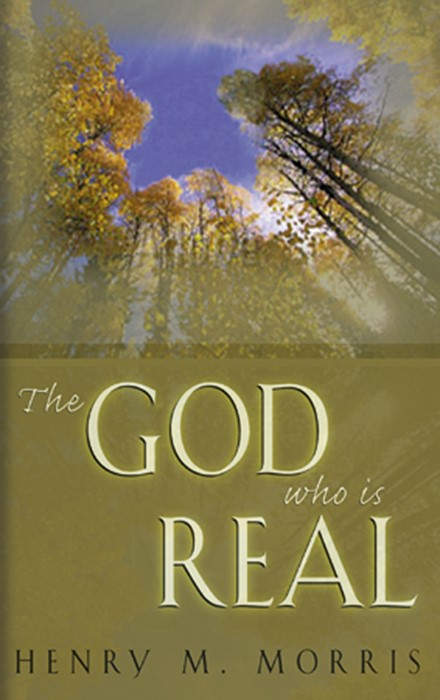 God Who Is Real (Paperback)