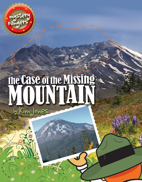 Case Of The Missing Mountain (Paperback)
