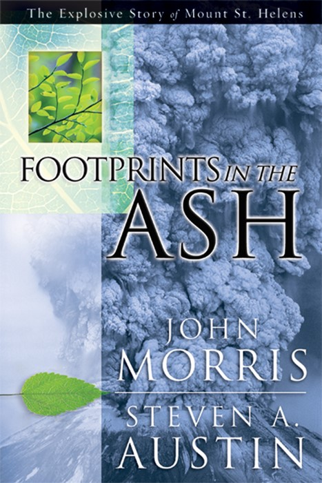 Footprints In The Ash (Hard Cover)
