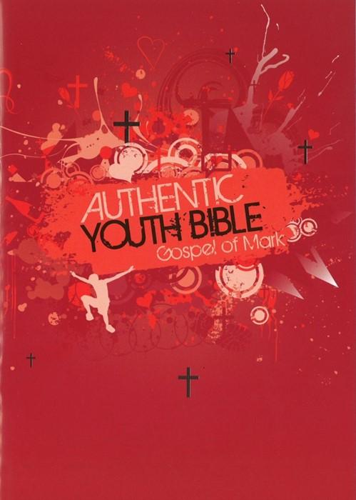 ERV Authentic Youth Bible Gospel Of Mark Sampler (Pamphlet)