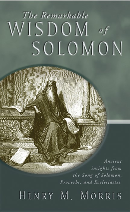 The Remarkable Wisdom Of Solomon (Paperback)
