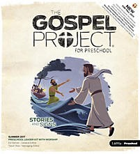 Stories and Signs: Preschool Leader Kit w/Worship Summer2017 (Mixed Media Product)