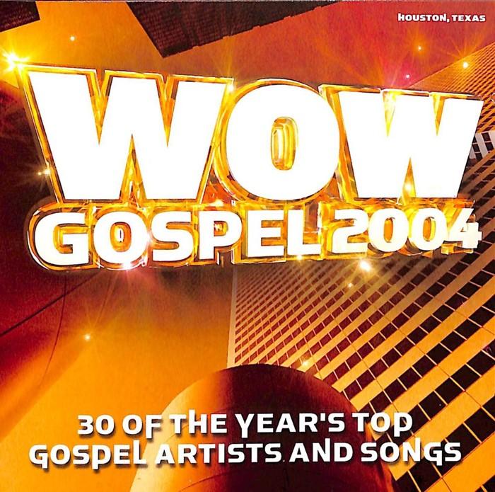 Wow Gospel 2004 Cd- Audio (CD-Audio)