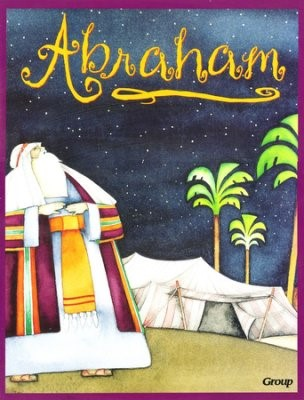 Big Bible Book: Abraham (Board Book)