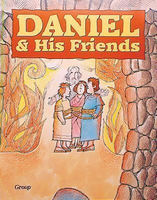 Bible Big Book: Daniel And His Friends (Board Book)