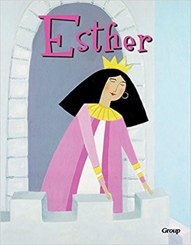 Bible Big Book: Esther (Board Book)