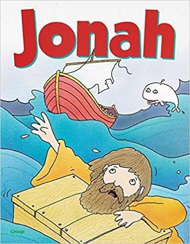 Bible Big Books: Jonah (Board Book)