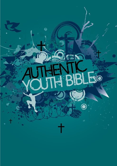 ERV Authentic Youth Bible Teal (Hard Cover)