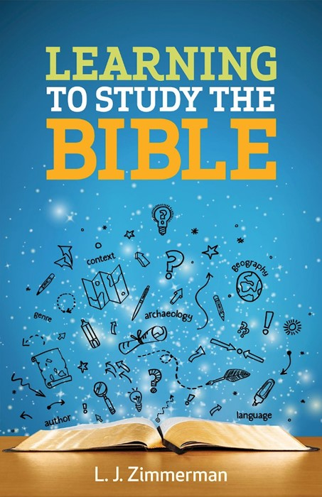 Learning to Study the Bible Student Journal (Paperback)