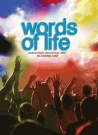 Words Of Life: September - December 2017 (Paper Back)