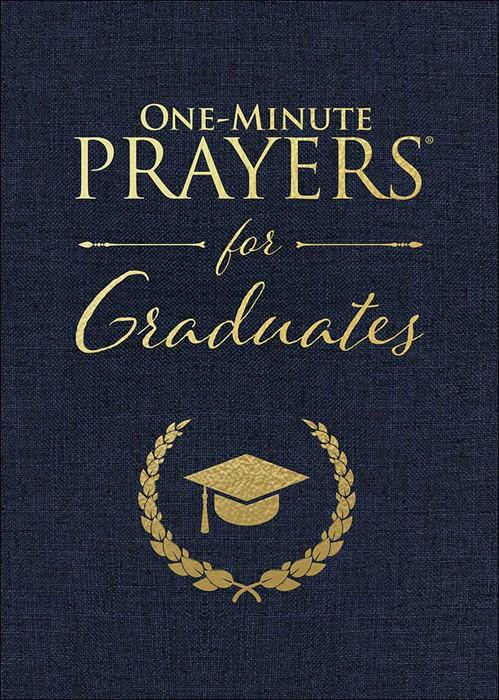 One-Minute Prayers® for Graduates (Imitation Leather)