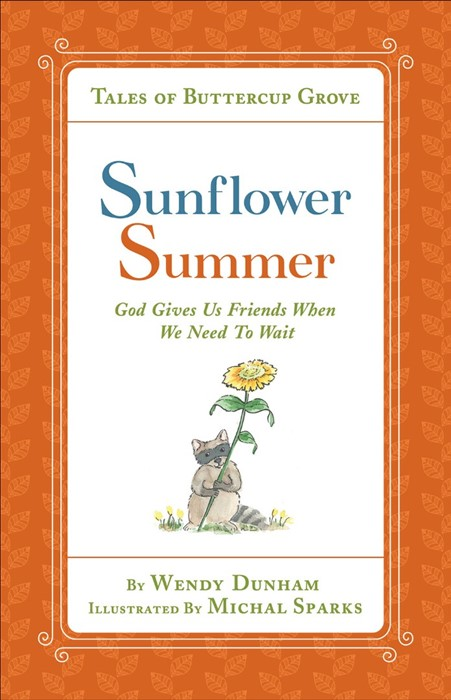 Sunflower Summer (Hard Cover)