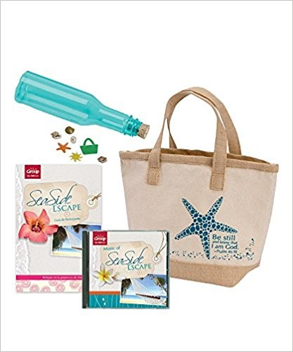 Spanish SeaSide Escape Extra Value Pack (Kit)