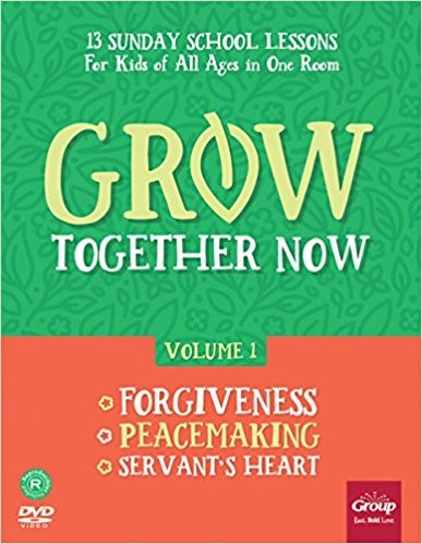 Grow Together Now Volume 1 (Paperback w/DVD)