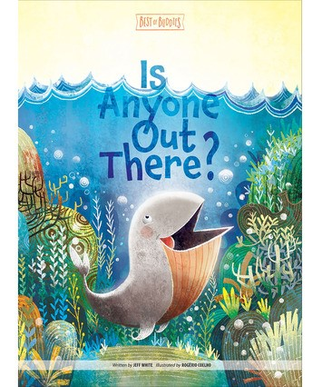 Is Anyone Out There? (Hard Cover)