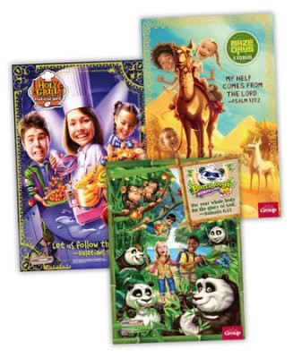 Living Inside Out Create-A-Theme Poster Pack (Pack of 3) (Poster)