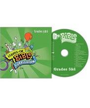Hands-On Bible Curriculum Grades 5&6 CD Sumer 2017 (CD-Audio)