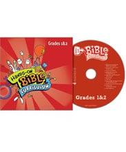 Hands-On Bible Curriculum Grades 1&2 CD Summer 2017 (CD-Audio)