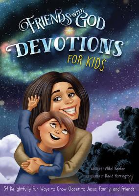 Friends With God Devotions For Kids (Hard Cover)