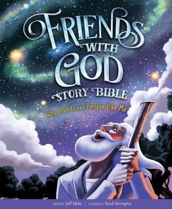 Friends With God Story Bible (Hard Cover)