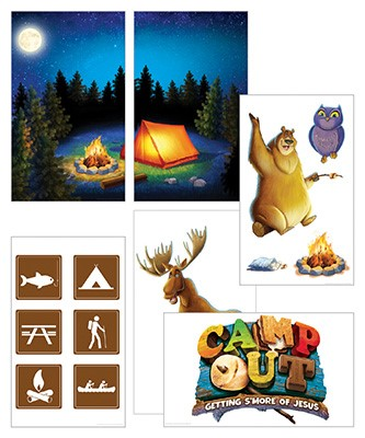 Giant Decorating poster Pack (Pack of 6) (Poster)