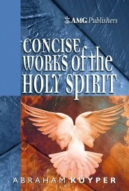 AMG Concise Works of the Holy Spirit (Paperback)