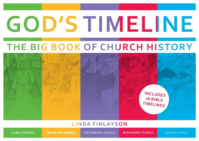 God's Timeline (Hard Cover)