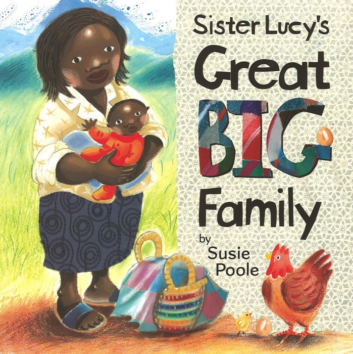 Sister Lucy's Great Big Family (Paperback)