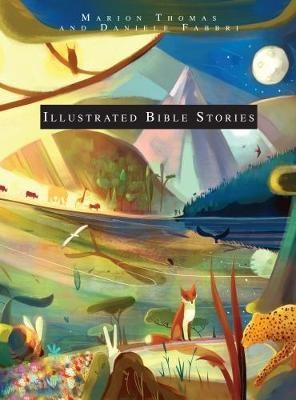 Illustrated Bible Stories (Hard Cover)