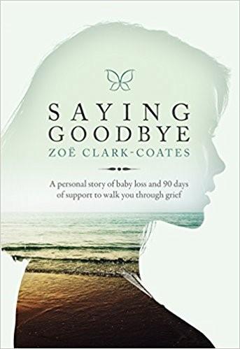 Saying Goodbye Devotional (Hard Cover)