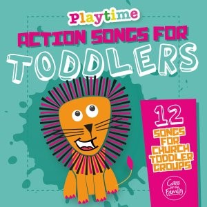 Playtime: Action Songs For Toddlers CD (CD- Audio)