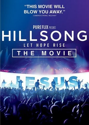 Hillsong - Let Hope Rise The Movie DVD (DVD)