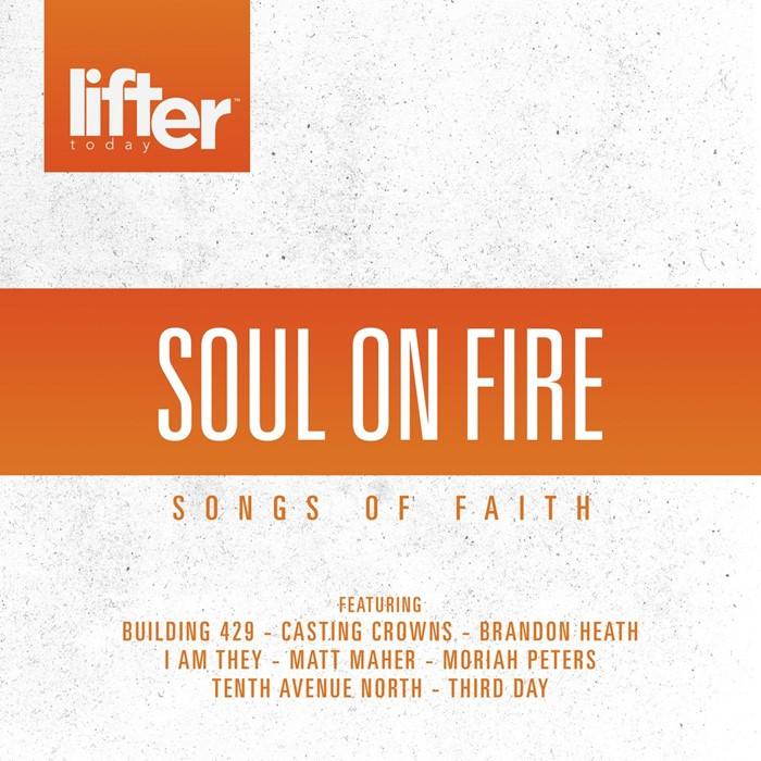 Soul On Fire CD (CD-Audio)