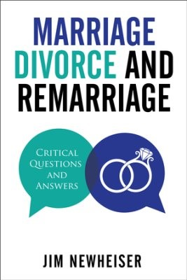 Marriage, Divorce, And Remarriage (Paperback)