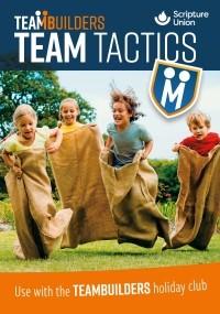 Team Tactics Activity Book 5-8s (Paperback)