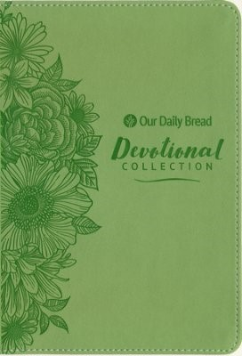 Our Daily Bread Devotional Collection Spring Green (Imitation Leather)