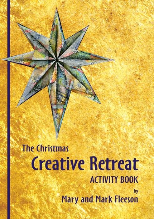 The Christmas Creative Retreat Activity Book (Paperback)