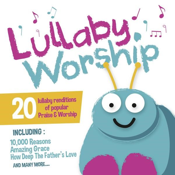 Lullaby Worship CD (CD- Audio)