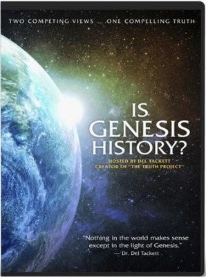 Is Genesis History? DVD (DVD)