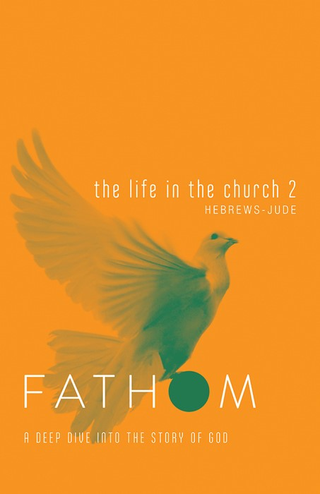 Fathom Bible Studies: The Life in the Church 2 Student Journ (Paperback)