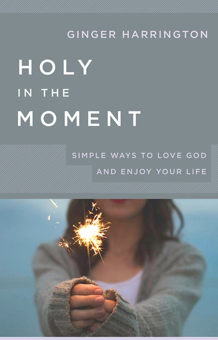 Holy in the Moment (Paper Back)