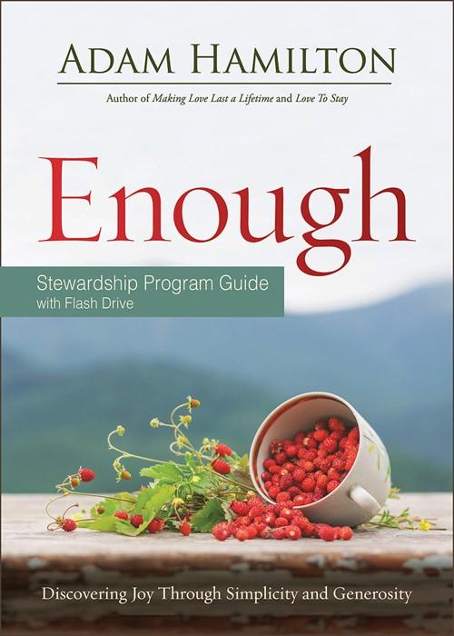 Enough Stewardship Program Guide with Flash Drive (Paperback)