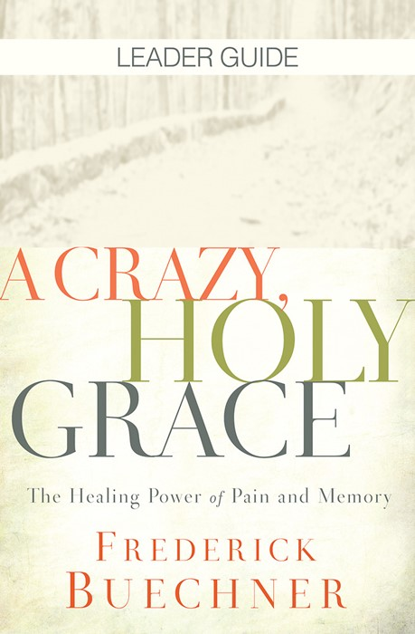 Crazy, Holy Grace Leader Guide, A (Paperback)