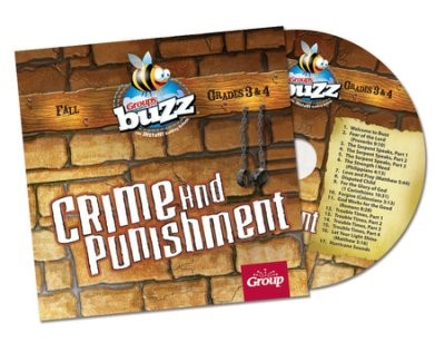 Buzz Grades 3&4: Crime And Punishment CD Fall 2017 (CD-Audio)