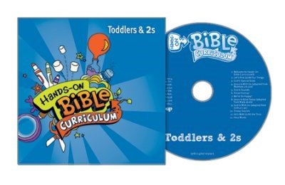 Hands-On Bible Curriculum Toddlers & Twos CD Winter 2017 (CD-Audio)