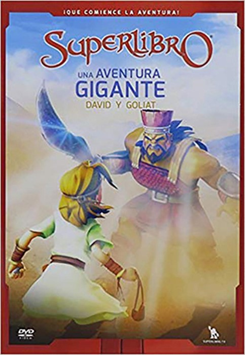 Una aventura gigante (DVD)